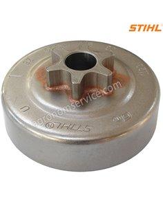 Звездочка цепи 3/8'' 6 зубов бензопилы Stihl MS 170 - 11236402003