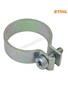 Зажимная скоба мотокосы Stihl FS 450 - 41287106700