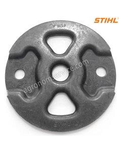 Защитный диск муфты сцепления мотокосы Stihl FS 200 - 41281621000
