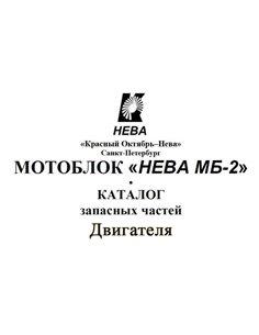 1.Деталировка двигателя мотоблока НЕВА