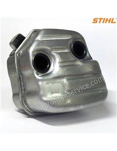 Глушитель бензопилы Stihl MS 181 - 11391400607