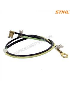 Кабельный жгут прямой бирки бензопилы Stihl MS 211 - 11394403001