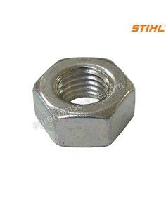 Гайка пускового колеса М8 х1 мотобура Stihl BT 130 - 92102611140