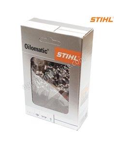 Цепь для бензопилы Stihl MS 880 105см, .404, 1,6, 124 зв. 36680000124