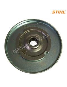 Диск нажимной мотокосы Stihl FS 55 - 41377103800