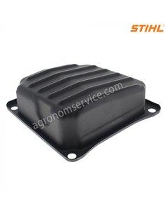 Верхний полукожух глушителя бензопилы Stihl MS 440 - 11281450803