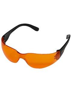 Очки защитные Stihl Light оранжевые - 00008840335