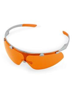 Очки защитные Stihl Super Fit оранжевые - 00008840344