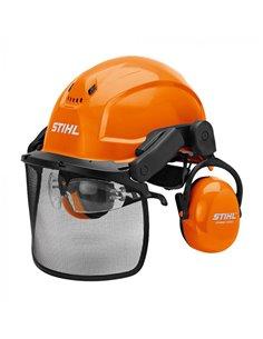 Шлем защитный металлическая сетка и наушники Stihl Dynamic X-Ergo - 00008880807