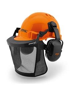 Шлем защитный нейлоновая сетка и наушники Stihl Function Basic - 00008880810
