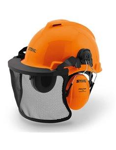 Шлем защитный нейлоновая сетка и наушники Stihl Function Universal - 00008880804