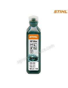 Масло для 2 тактных двигателей Stihl HP Ultra синтетическое 100мл - 07813198060