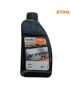 Масло для смазки цепей Stihl ForestPlus минеральное 1л - 07815166001