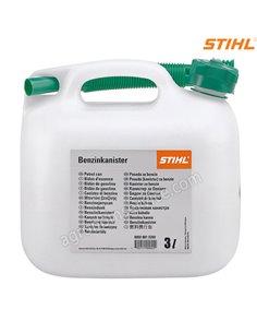 Канистра для бензина 3л прозрачная Stihl - 00008810204