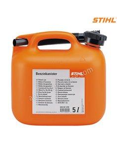 Канистра для бензина 5л оранжевая Stihl - 00008810200