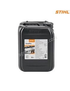 Масло для смазки цепей Stihl ForestPlus минеральное 5л - 07815166002