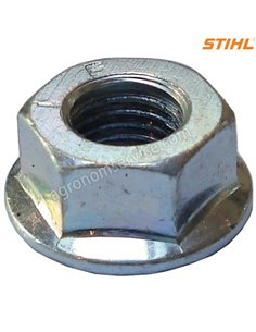 Гайка пускового колеса М8 х 1 бензореза Stihl TS 410 - 00009550802