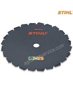 Нож Stihl 24 зубый 225мм для мотокос Stihl FS  260 - 560 - 41107134204