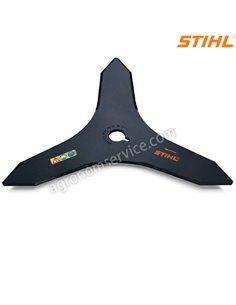 Нож Stihl 3 зубый 250мм для мотокос Stihl FS 87 - 250 - 41127134100