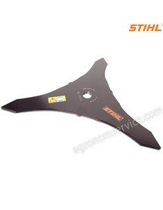 Нож Stihl 3 зубый 350 для мотокос Stihl FS 560 - 41107134100