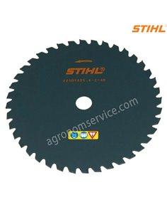 Нож Stihl 40 зубый 250мм для мотокос Stihl FS 87 - 250 - 40017133806