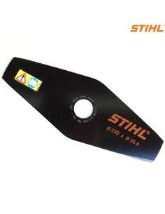Нож Stihl 2 зубый 230мм для мотокос Stihl FS 55 - 250 - 40017133805