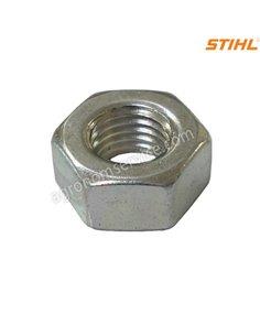 Гайка пускового колеса М8 х1 мотокосы Stihl FS 130 - 92102611140