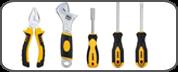 Инструменты для ремонта бензотехники