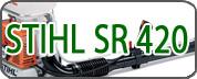 STIHL SR 420